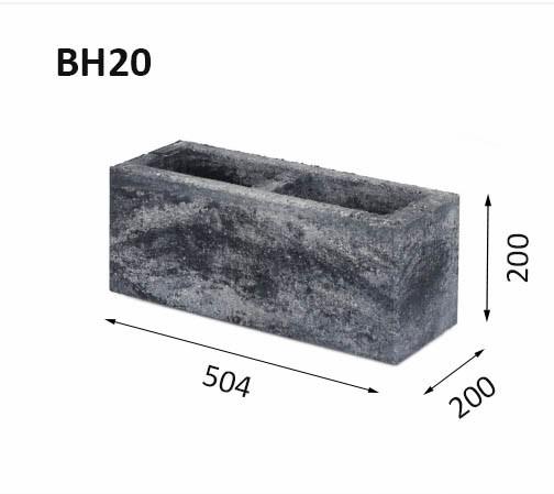 Žoga bloki BH20