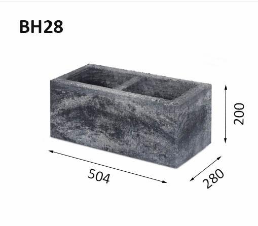 Žoga bloki BH28