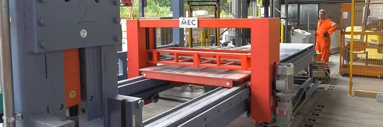 betona stabu ražošana