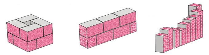 mazās arhitektūras elementi