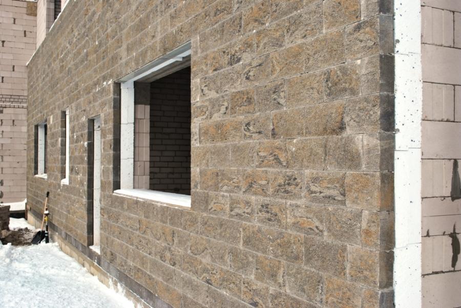 Заборные и фасадные блоки TO Tvora.lv