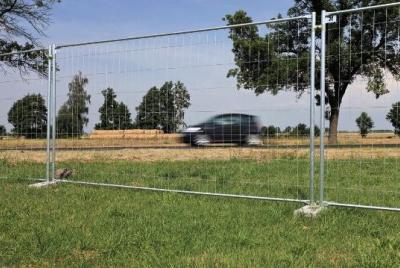Mobilie žogi un barjeras
