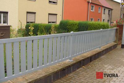 Horizontalios ir vertikalios tvoros