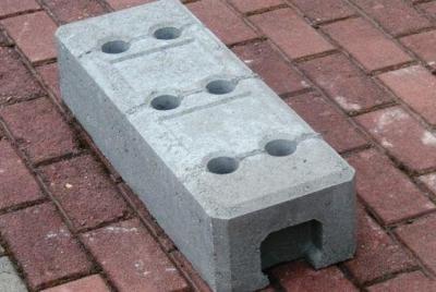 Betona pēda