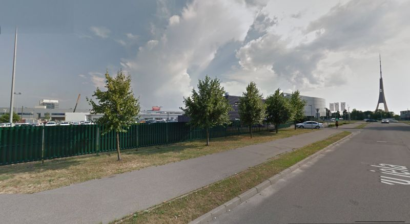 Varti un žogi Riga
