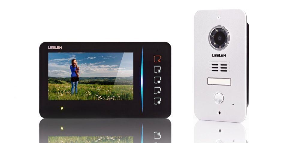 Video domofons JB305 integrēts