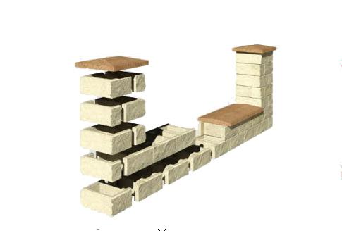 betona štabi