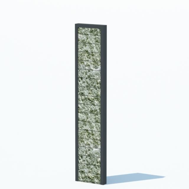 заборный столб