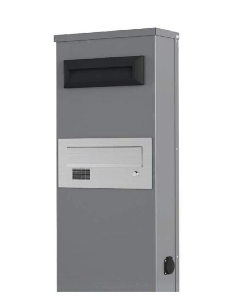 Integrēta pasta kastīte