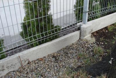 Žogu betona pasētas