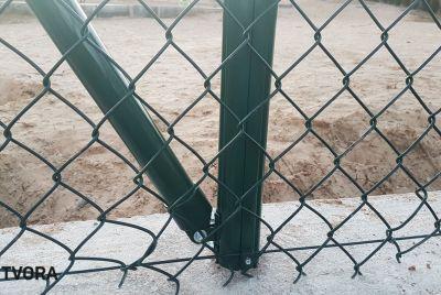 Nožogojums sporta laukumiem