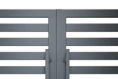 Vartini, integrēta slēdzene un rokturis
