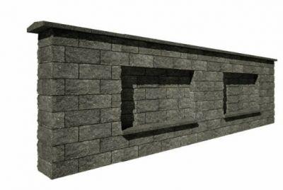 Betona žogu bloki G2