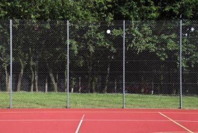 Sporta laukumu iežogojums, nožogojumi, tenisa